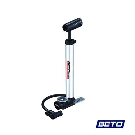 BETO 二合一攜帶式打氣筒CCO-016AG/城市綠洲(打氣筒、自行車、球類)