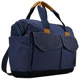 Case Logic凱思-LODO14吋筆電/平板兩用單肩側背包LODB-115-藍(忠欣公司貨)