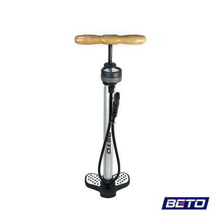 BETO 直立式鋁合金打氣筒 MP-067WN/城市綠洲(打氣筒、自行車、球類)