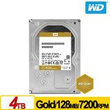 WD4002FYYZ Gold 4TB 3.5吋企業級硬碟
