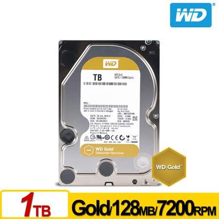 WD1005FBYZ Gold 1TB 3.5吋企業級硬碟