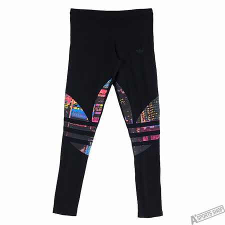 adidas 女 TKO TRF LEGGING 長褲 愛迪達 黑 -S19952