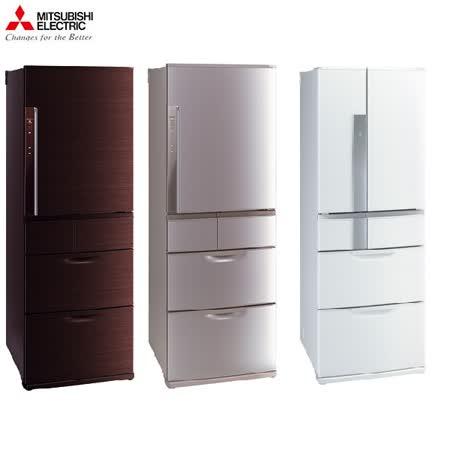 領券再折1750 | Mitsubishi | 三菱 日本原裝 525L變頻五門電冰箱 MR-BX53X