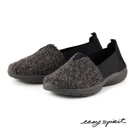 【網購】gohappy快樂購物網Easy Spirit--異材質拼接輕量休閒鞋--拼接黑效果sogo 天母 美食