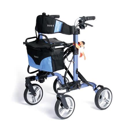 【德國歐尚osann】Move-X 散步推車/購物散步車/健步車