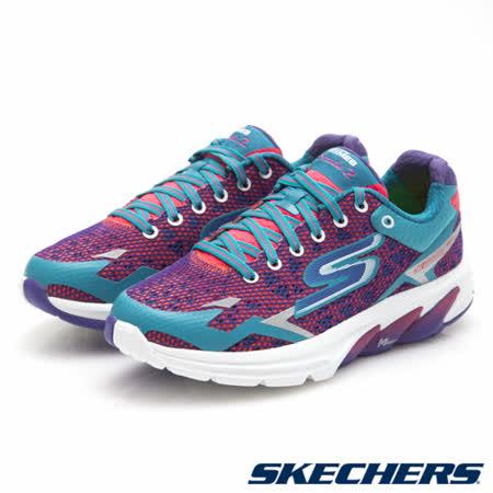 SKECHERS (女) 跑步系列 GOMeb Strada 2 - 14115BLPK