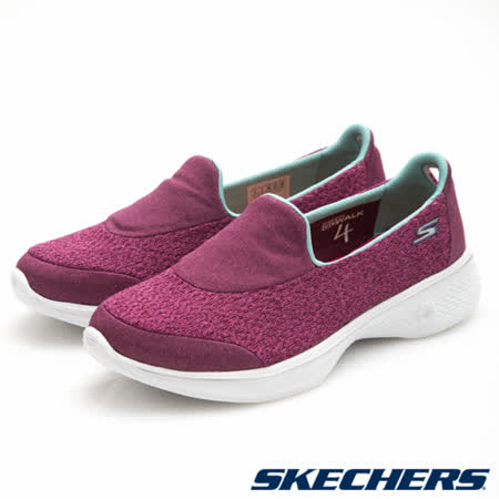 SKECHERS (女) 健走系列GO Walk 4 - 14148ROS