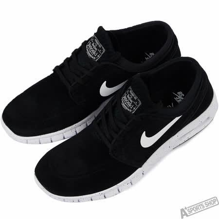 NIKE 男 STEFAN JANOSKI MAX L 滑板鞋 黑 -685299002