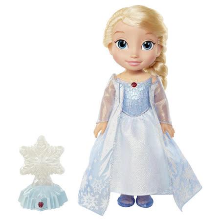 《 FROZEN 》冰雪奇緣娃娃-極光艾莎