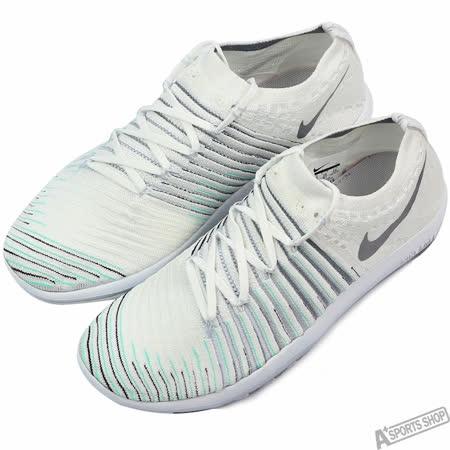 NIKE 女 FREE TRANSFORM FLYKNIT 慢跑鞋 白 -833410101