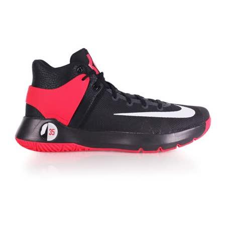 (男) NIKE KD TREY 5 IV EP 籃球鞋-杜蘭特 高筒 黑紅