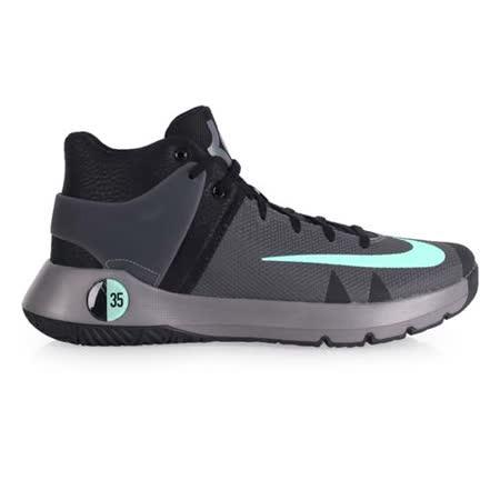 (男) NIKE KD TREY 5 IV EP 籃球鞋-杜蘭特 高筒 淺綠灰