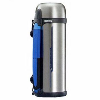 象印 廣口不鏽鋼真空保溫瓶2L (SF-CC20)