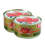 印尼《百樂》蟹肉罐(170g)*2入