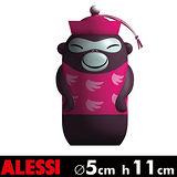 ALESSI 香蕉小子清宮版牙籤罐 (紅)