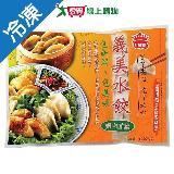 義美水餃-豬肉韭菜1050g