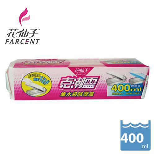 《克潮靈》集水袋除濕盒-玫瑰香(400ml)x24