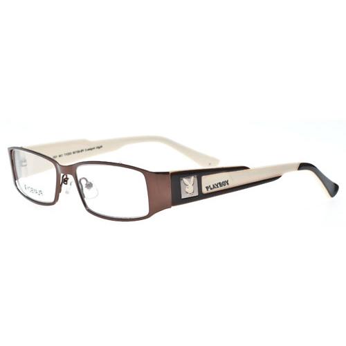 PLAYBOY-時尚光學眼鏡(PB82138-10D)