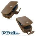 HTC Touch 3G 專用PDair高質感PDA手機皮套(棕色)