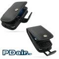 HTC Touch 3G 專用PDair高質感PDA手機皮套(黑色)