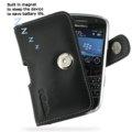 BlackBerry 黑莓 Bold 9000 專用PDair腰掛橫式PDA手機皮套