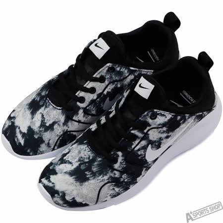 NIKE 女 KAISHI 2.0 PRINT 復古鞋 黑 -833667001