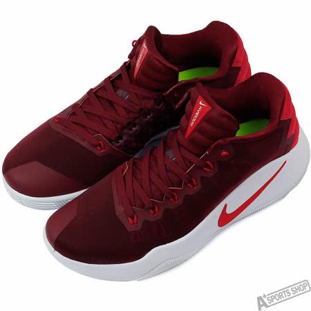 NIKE 男 HYPERDUNK 2016 LOW EP 籃球鞋 紅 -844364616