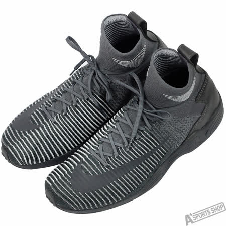 NIKE 男 ZOOM MERCURIAL XI FK 籃球鞋 灰 -844626002