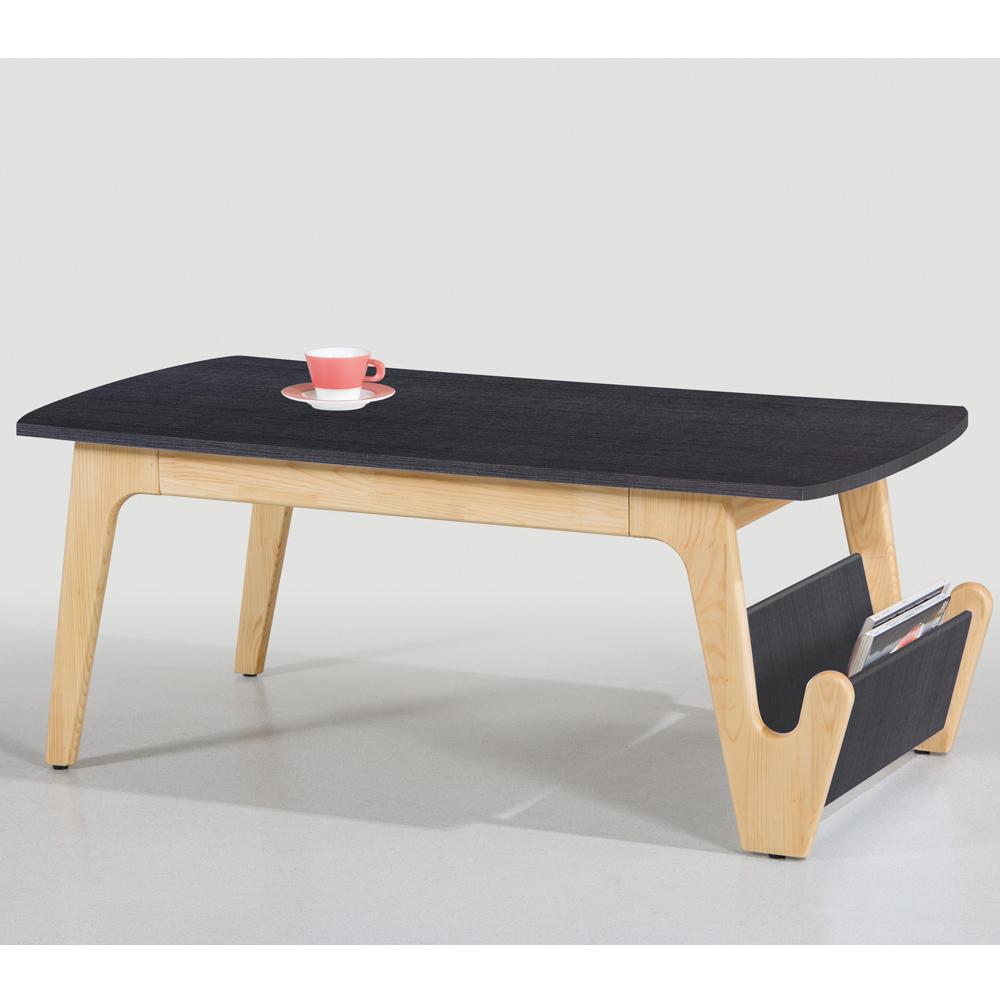 HAPPYHOME 鐵刀木紋 大茶几G17~A164~3
