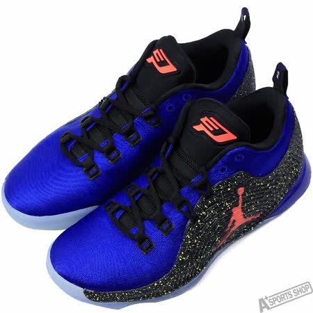 NIKE 男 JORDAN CP3.X 籃球鞋 藍 -854294400