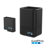 GoPro HERO5 Black 原廠雙電池充電器+原廠電池