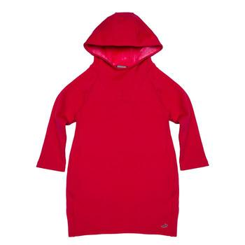 『小鱷魚童裝』帽T洋裝(08號~16號)530318