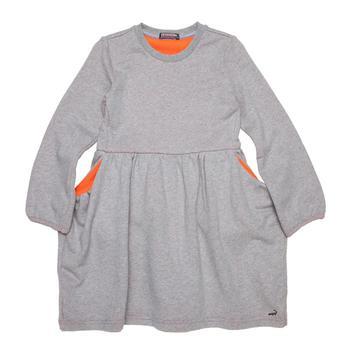 『小鱷魚童裝』氣質素色洋裝(08號~16號)530321