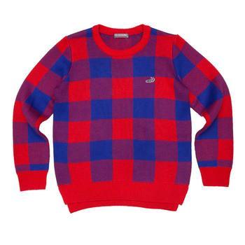 『小鱷魚童裝』格紋線衫(10號~18號)530150