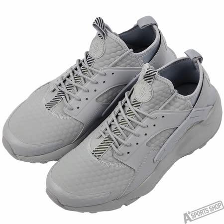 NIKE 男 AIR HUARACHE RUN ULTRA SE PREM 慢跑鞋 白 -857909001