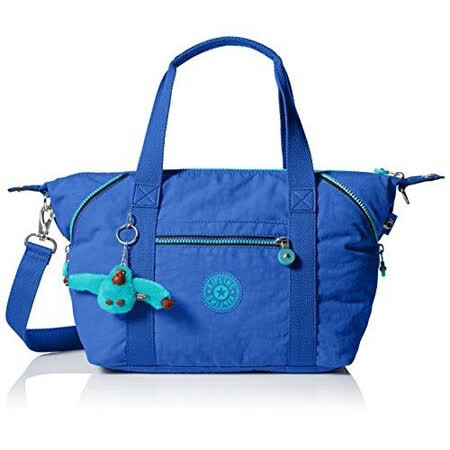 Kipling U.S.A. 2017時尚魅力Art鈷藍色手提包【預購】
