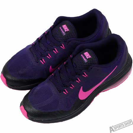 NIKE 女 AIR MAX DYNASTY 2 GS 慢跑鞋 紫 -859577500