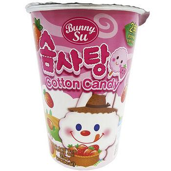 BUNNY SU 韓國小白兔棉花糖-草莓