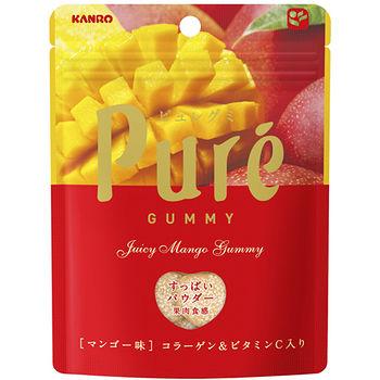 甘樂鮮果實軟糖-芒果 56g