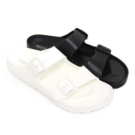 【Pretty】男款超輕量舒適防水拖鞋
