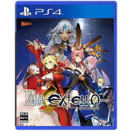 SONY PS4 遊戲 Fate/EXTELLA - 中文一般版