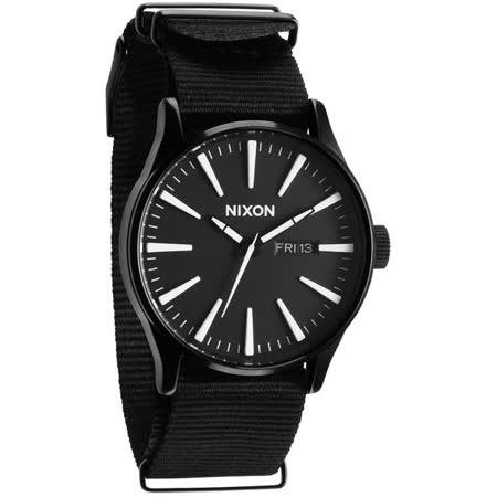 NIXON The SENTRY 都會時尚風腕錶-42mm A027-1148
