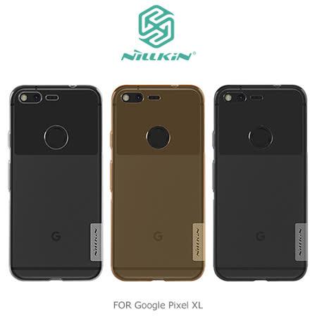 NILLKIN Google Pixel XL 本色TPU軟套