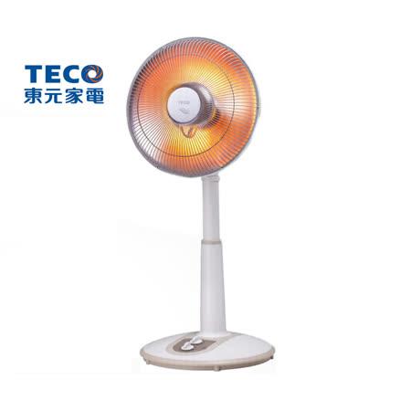 TECO東元14吋鹵素式電暖器YN1403AB