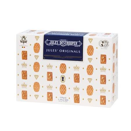 Jules Destrooper 茱莉斯經典脆餅禮盒150g