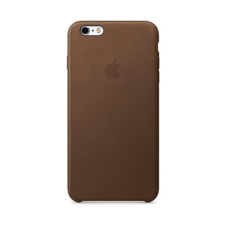 Apple 原廠 iPhone6 Plus / 6S Plus case 適用 皮革保護套(棕色-盒裝)