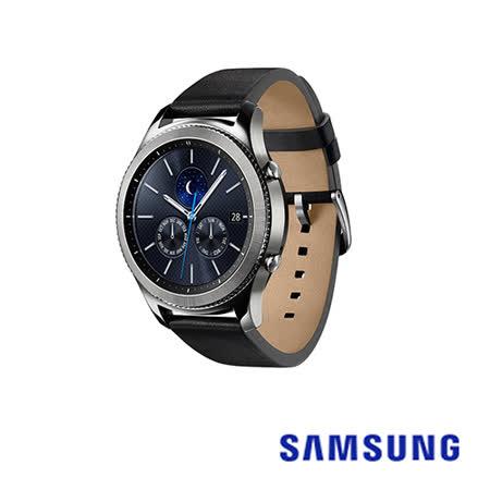 Samsung Gear S3-Classic品味家(SM-R770)
