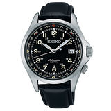 SEIKO 6R15精工23 機械腕錶-黑/40mm 6R15-02N0J SARG007J