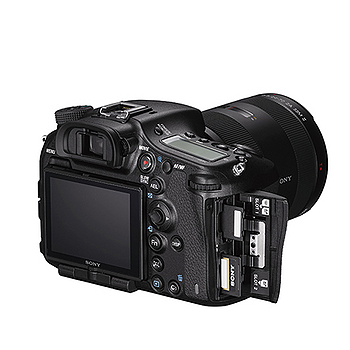 SONY A99 Mark II (A99M2,A99II) 單機身(公司貨)-送64G C10卡+專用鋰電池x2+HDMI+減壓背帶+相機包+吹球拭鏡筆清潔組