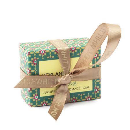【H&W英倫薇朵】沒藥手工香氛皂 45g